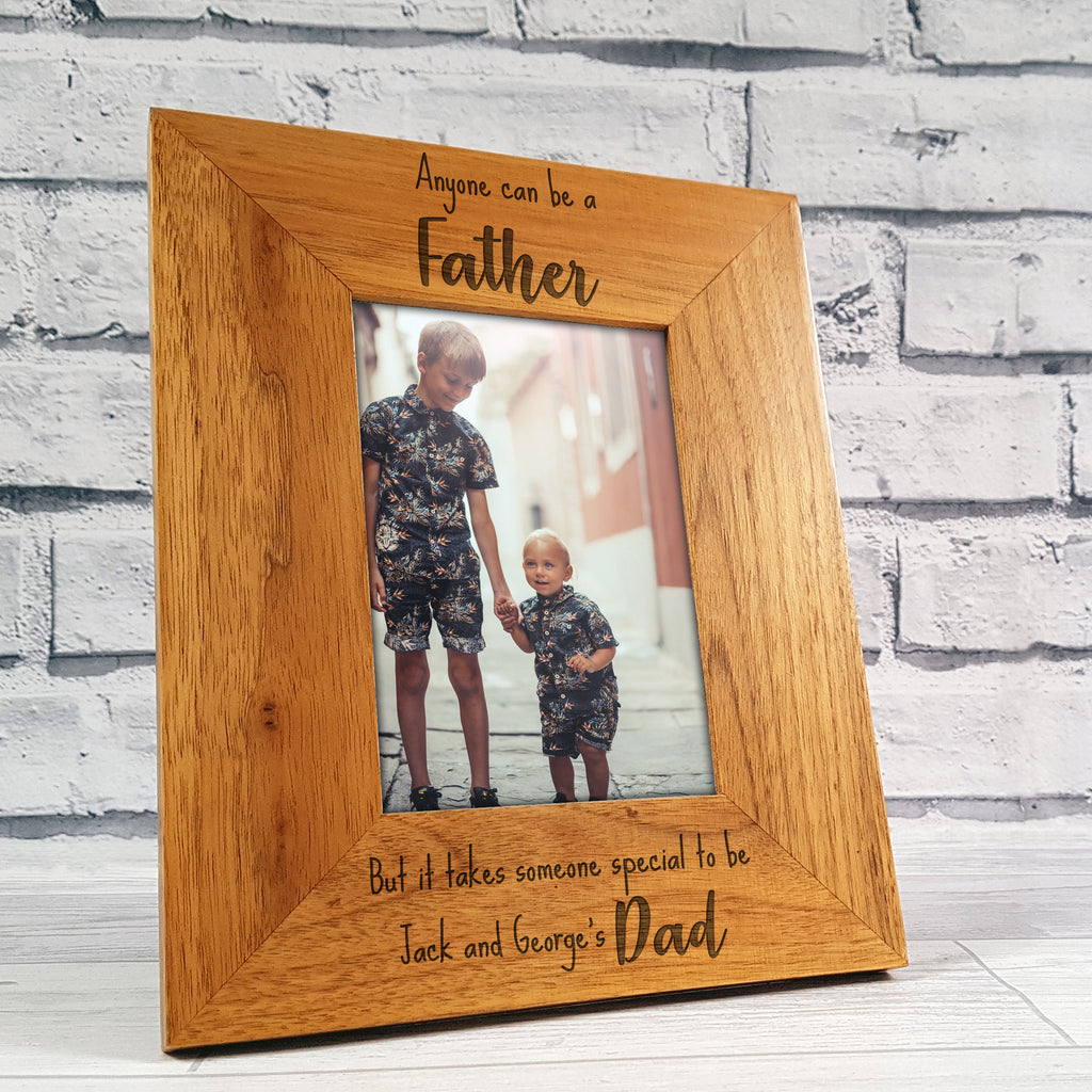 Picture Frame - Father's Day