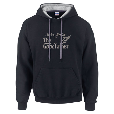 The Goodfather Personalised Hoodie