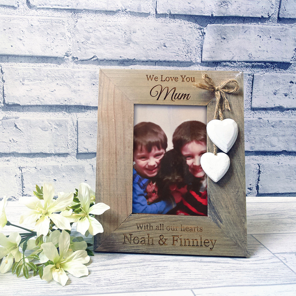 Mother's Day Rustic Frame