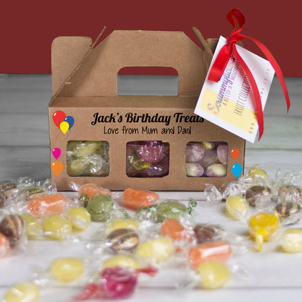 Scrummylicious-Personalised Sweetie Presentation Pack