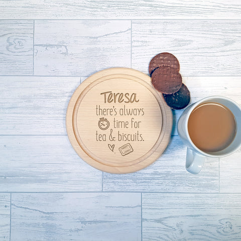 Tea & Biscuits Board