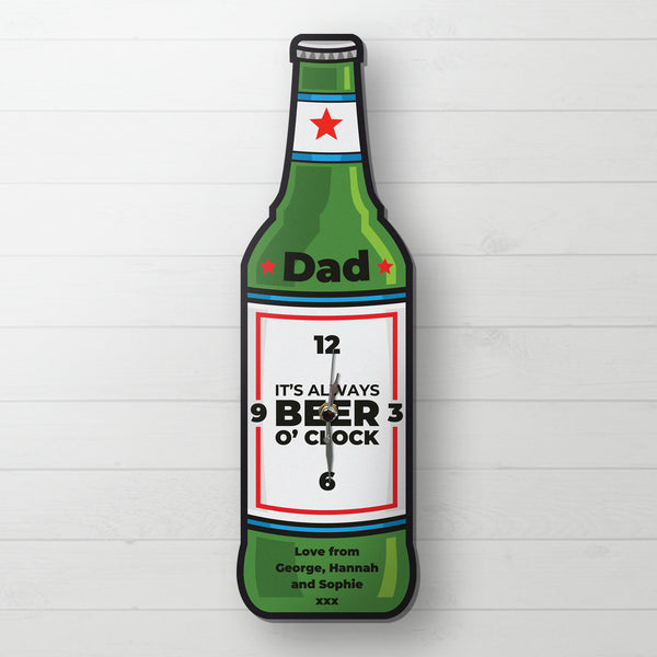 Beer O'Clock - Personalised