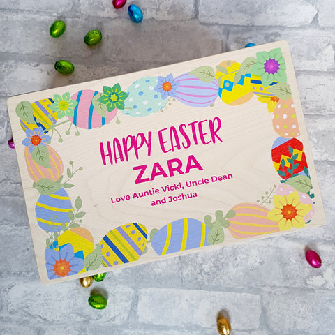 Printed Easter Box