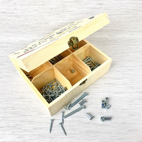 Nuts and Bolts Box
