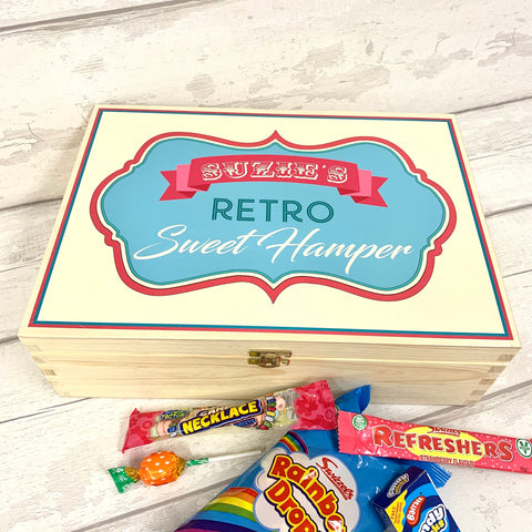 Retro Sweetie Hamper
