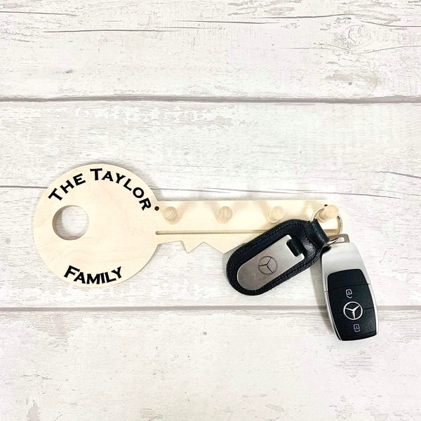Key holder Wall Plaque