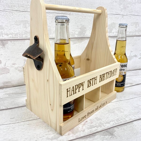 Beer carrier/crate Deluxe