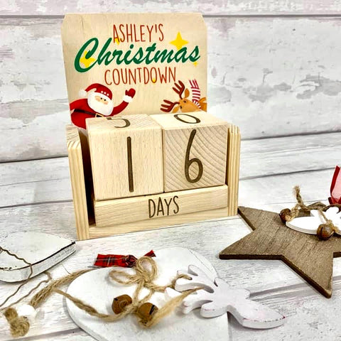Countdown to Christmas Calendar