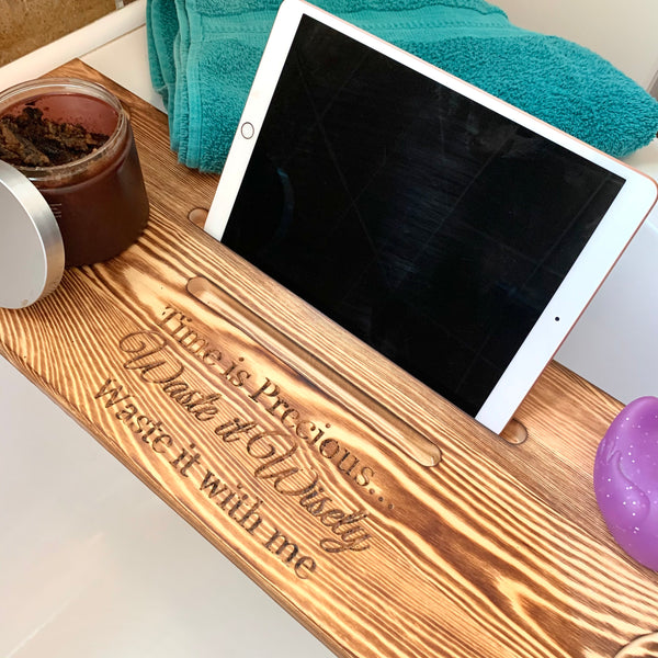 Luxury Bath Board -  personalised