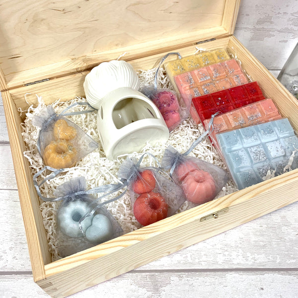 Luxury Wax Melt Gift Set