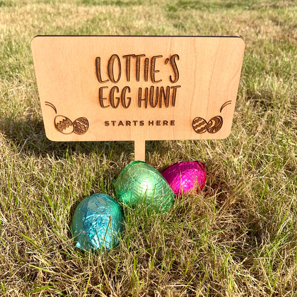 Easter Egg Hunt Kit