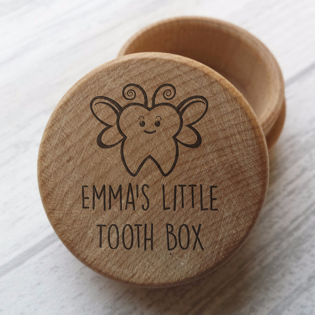 Tooth Fairy Box - Personalised