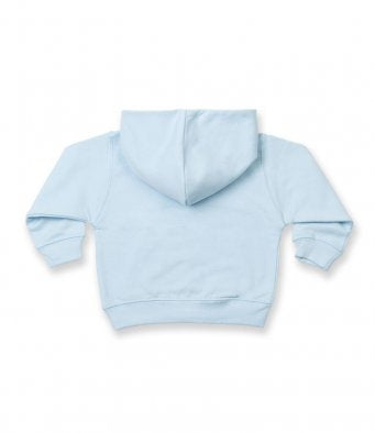 Personalised Baby Hoodie - Football Shirt Design - ukhomeware