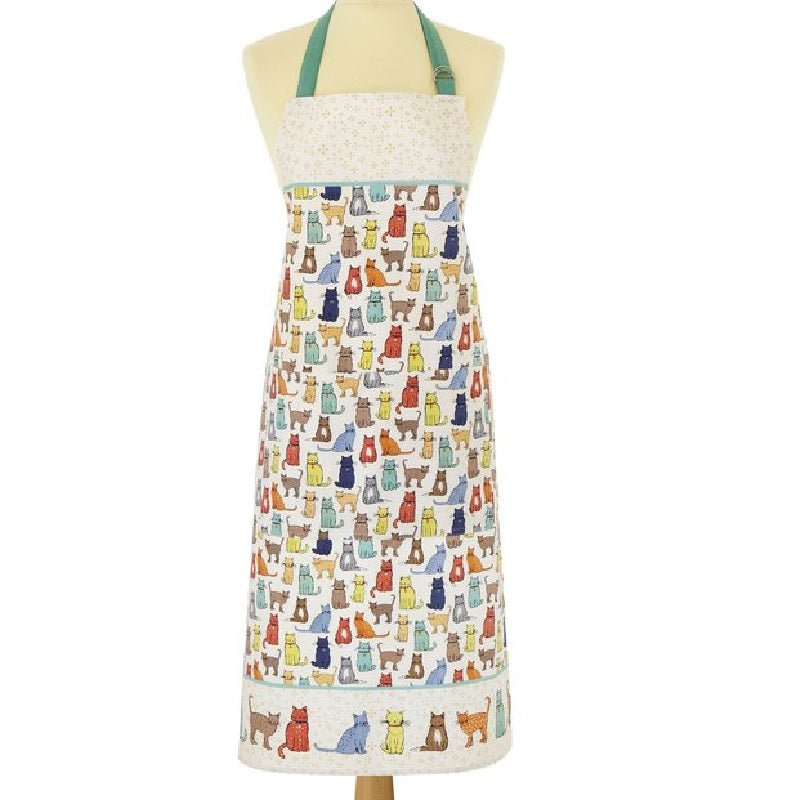 Catwalk Cotton Apron - by Ulster Weavers - ukhomeware