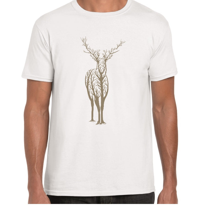 Reindeer Willow T-Shirt - ukhomeware