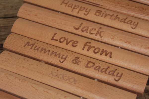 Large Wooden Xylophone - Personalised For