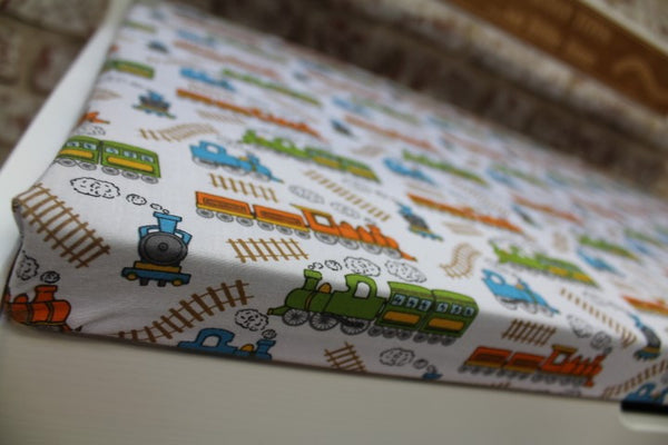Personalised Toy Box - Train - ukhomeware