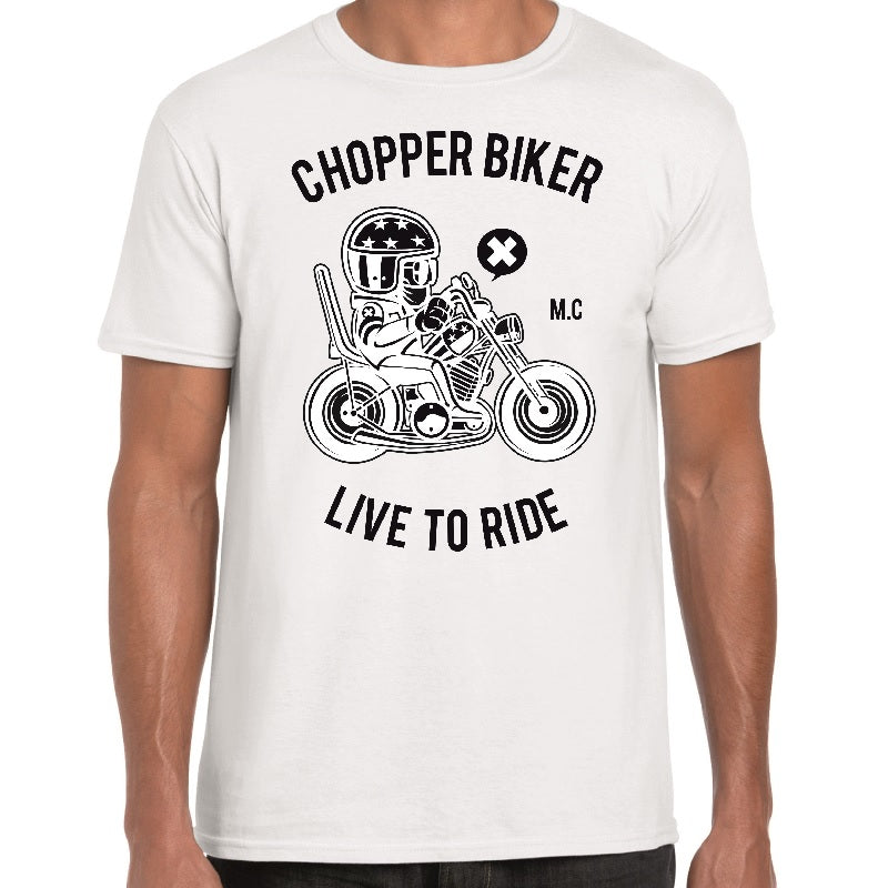 American Chopper T-Shirt - Personalise For