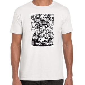 Camper Van Abduction T-Shirt - ukhomeware