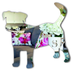Jack Russell acrylic mirror - ukhomeware