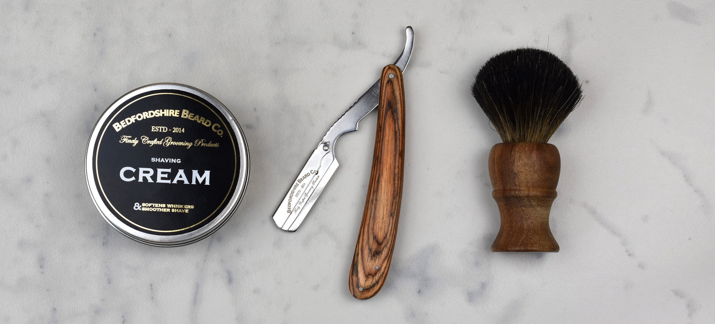 Shaving Range | Bedfordshire Beard Co