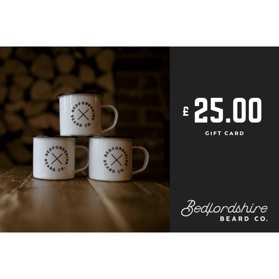 Gift Cards - BedfordshireBeardCo