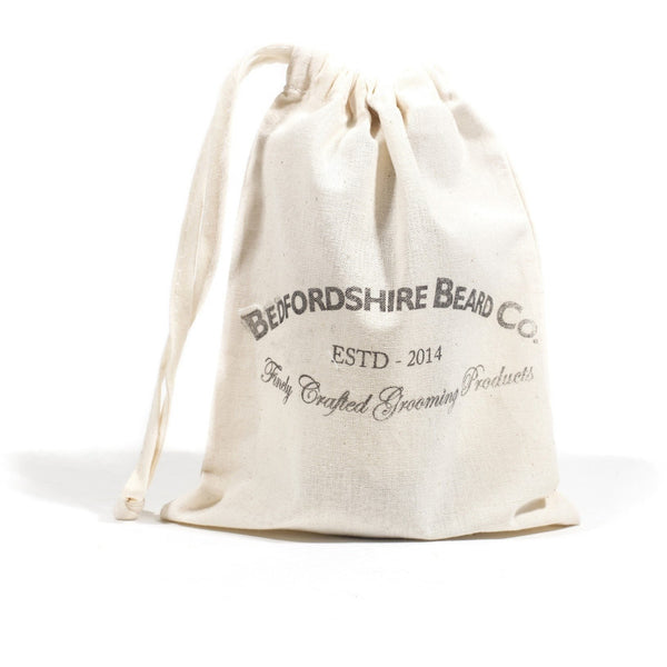 Cotton Gift Bag - BedfordshireBeardCo