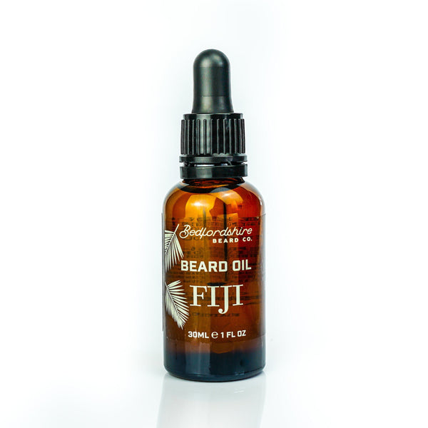 Fiji Limited Edition Beard Oil - BedfordshireBeardCo