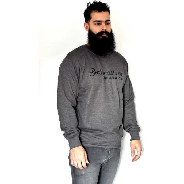 Original Logo Sweat - BedfordshireBeardCo