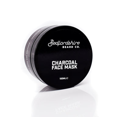 Charcoal Face Mask 100ml - BedfordshireBeardCo