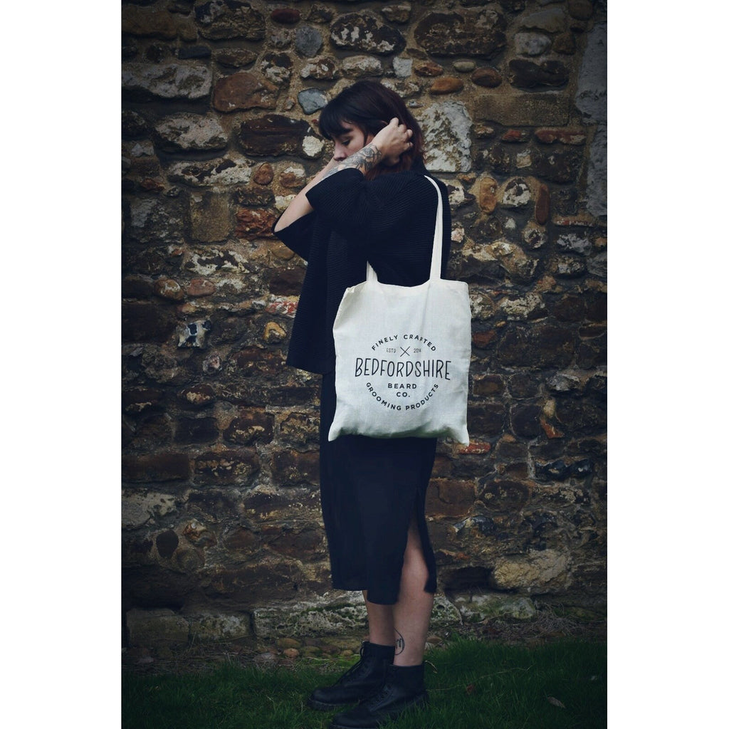 Bedfordshire Beard Co Tote Bag