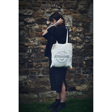 Bedfordshire Beard Co Cotton Tote Bag - BedfordshireBeardCo