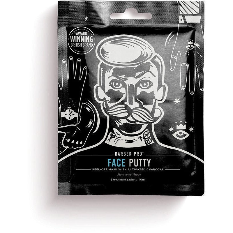 Barber Pro Face Putty - BedfordshireBeardCo