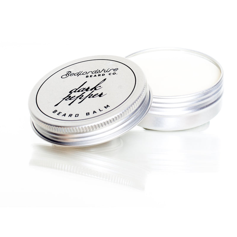 Dark Pepper Beard Balm - BedfordshireBeardCo