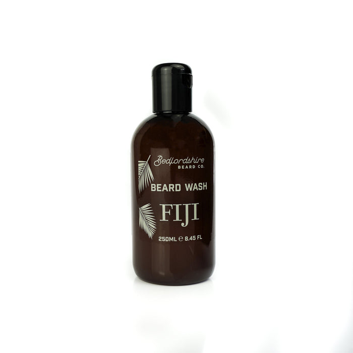 Fiji Limited Edition Beard Wash - BedfordshireBeardCo