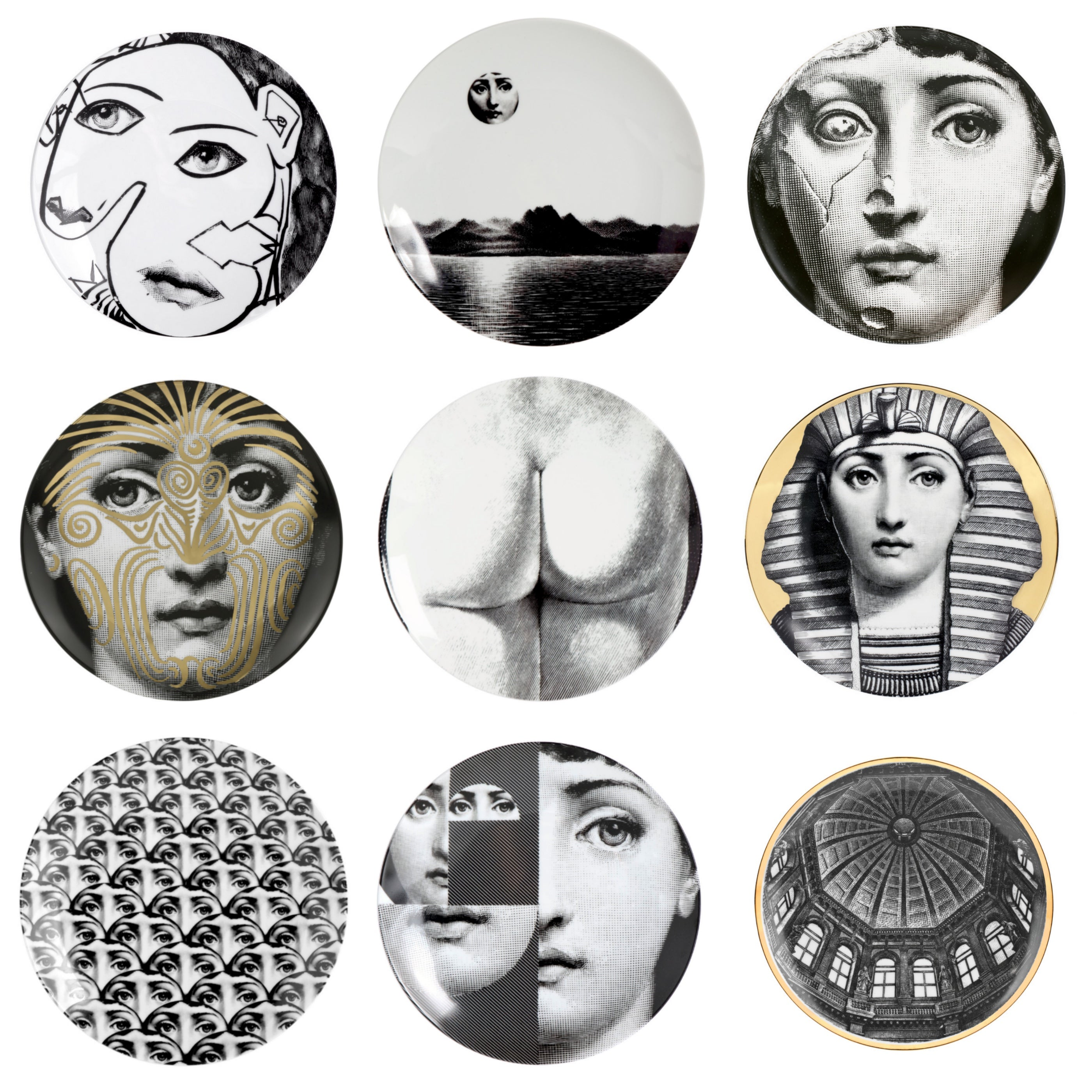 Fornasetti; the art that breeds design!