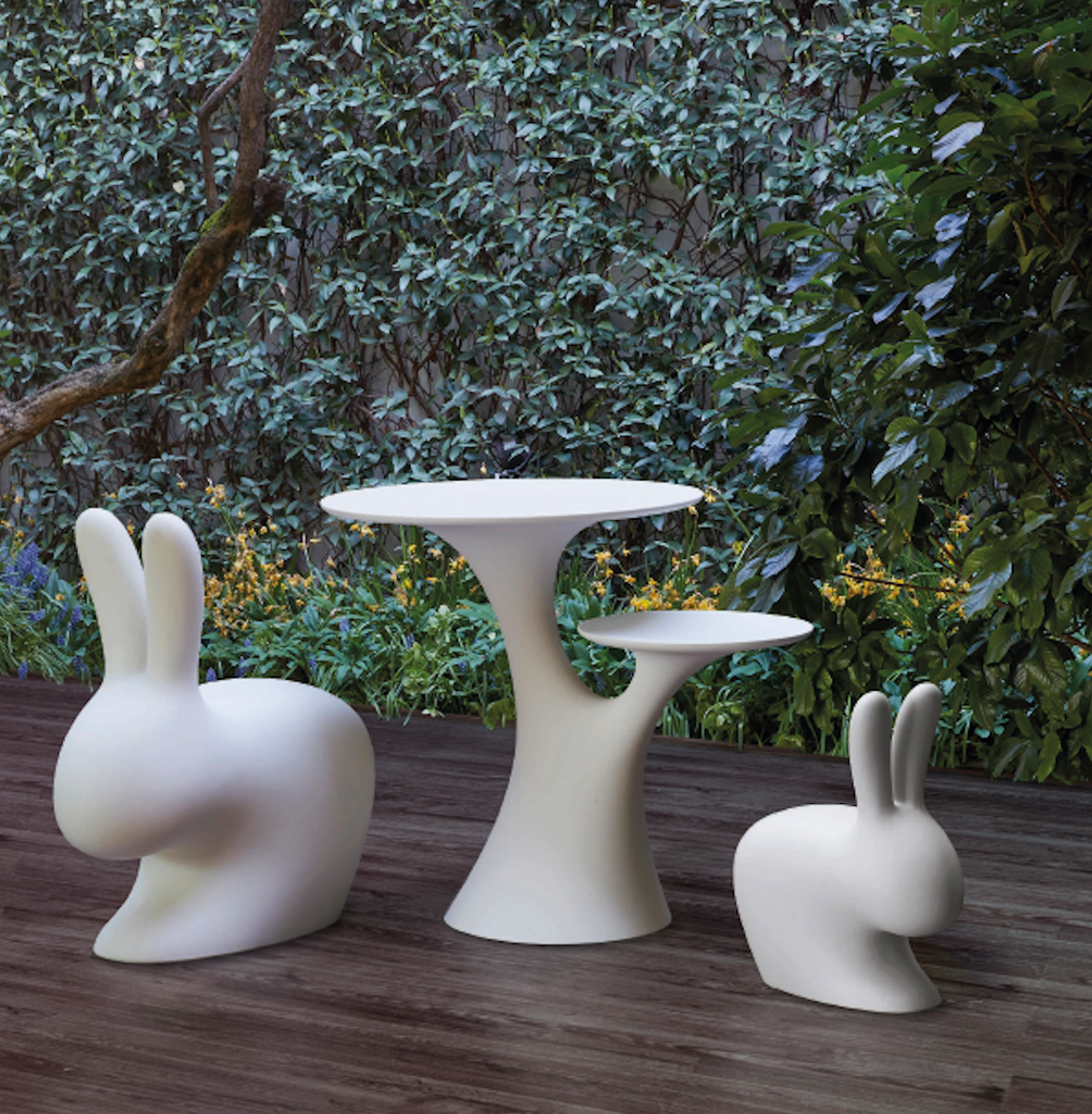 RABBIT CHAIR by Stefano Giovannoni