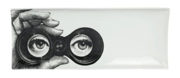 Fornasetti Vase Don Giovanni black/white - NEW COLLECTION