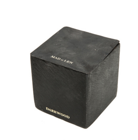 MAD ET LEN Mini Candle, Darkwood - Milk Concept Boutique