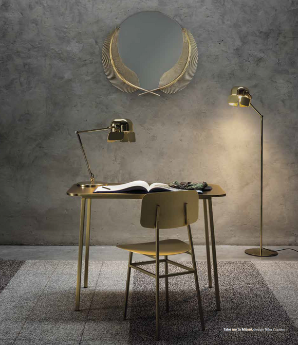 SUNSET Mirror by Ghidini - Milk Concept Boutique