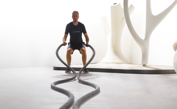 MyEquilibria / BATTLE ROPE & LOOP - Milk Concept Boutique
