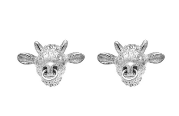 Zodiac Ox Earring - Milk Concept Boutique