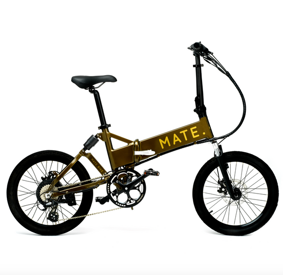 MATE City Foldable eBike - Milk Concept Boutique