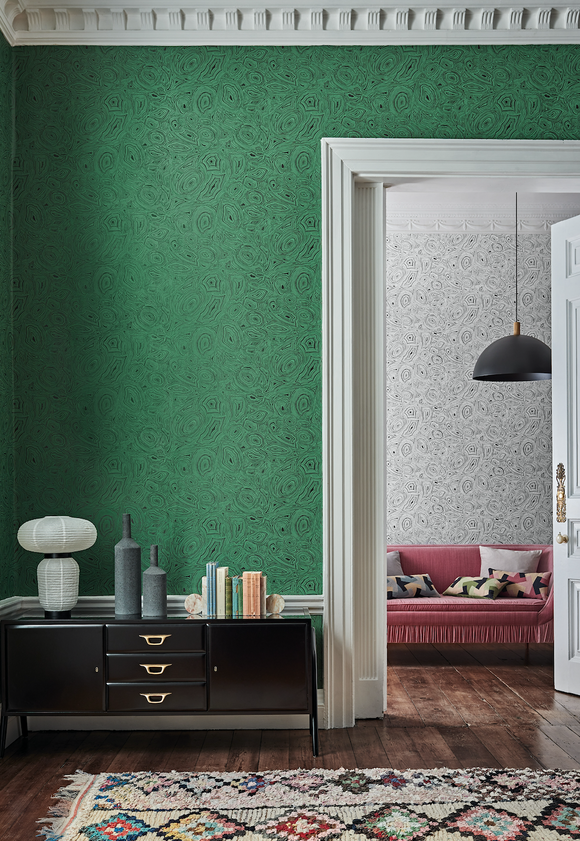 MALACHITE Wallpaper - Milk Concept Boutique