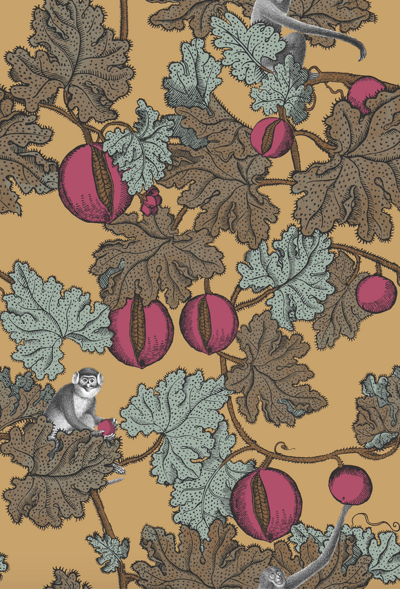 FRUTTO PROIBITO Wallpaper - Milk Concept Boutique
