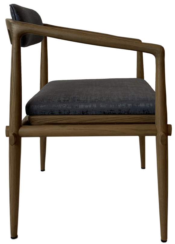 Interlock Dining Chair by Andre' Fu Living - Milk Concept Boutique