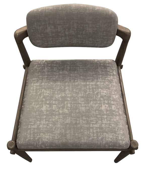 Interlock Dressing Chair by Andre' Fu Living - Milk Concept Boutique