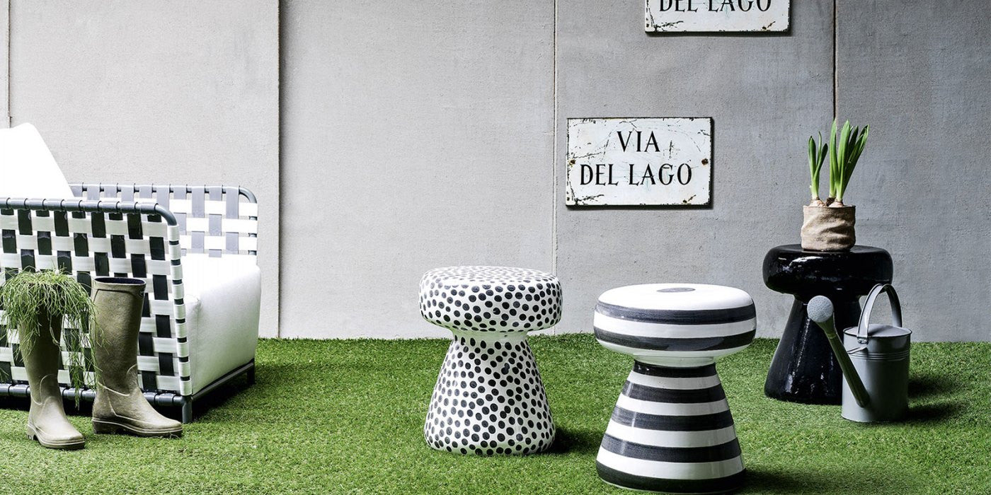 In/Out Ceramic stool (white) by Gervasoni & In/Out Ceramic stool (white) by Gervasoni - Milk Concept Boutique islam-shia.org