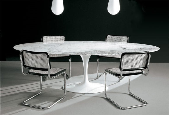 Classics: Eero Saarinen's dining table - Milk Concept Boutique