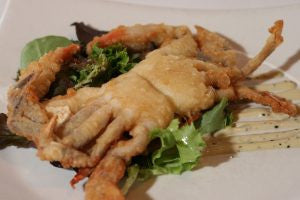 Medium Soft Shell Blue Crabs